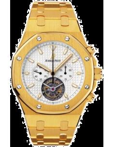 Chic Time | Montre Homme Audemars Piguet Royal Oak Tourbillon Chronograph 25977BA.OO.1205BA.02  | Buy at best price