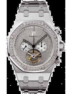 Chic Time | Montre Homme Audemars Piguet Royal Oak Tourbillon Chronograph 26039BC.ZZ.1205BC.01  | Prix : 187,632.00