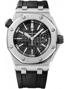 Chic Time | Montre Homme Audemars Piguet Royal Oak Offshore Diver 15703ST.OO.A002CA.01  | Prix : 11,736.00