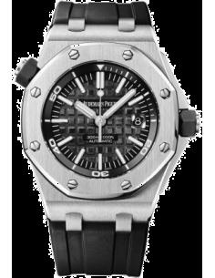 Chic Time | Montre Homme Audemars Piguet Royal Oak Offshore Diver 15703ST.OO.A002CA.01  | Buy at best price