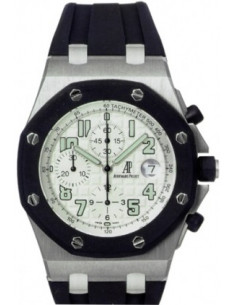 Chic Time | Montre Homme Audemars Piguet Royal Oak Offshore Chronograph 25940SK.OO.D002CA.02  | Prix : 13,800.00