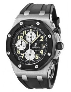 Chic Time | Montre Homme Audemars Piguet Royal Oak Offshore Chronograph 25940SK.OO.D002CA.01  | Prix : 13,800.00