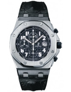 Chic Time | Montre Homme Audemars Piguet Royal Oak Offshore Chronograph 26170ST.OO.D101CR.03  | Prix : 13,830.00