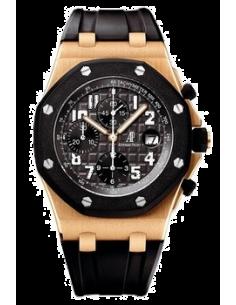 Chic Time | Montre Homme Audemars Piguet Royal Oak Offshore Chronograph 25940OK.OO.D002CA.01  | Prix : 29,868.00