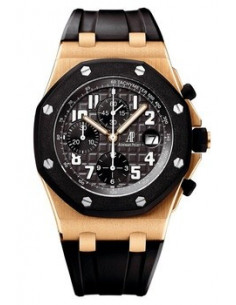 Chic Time | Montre Homme Audemars Piguet Royal Oak Offshore Chronograph 25940OK.OO.D002CA.01  | Prix : 29,868.00