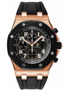 Chic Time | Montre Homme Audemars Piguet Royal Oak Offshore Chronograph 25940OK.OO.D002CA.02  | Prix : 29,868.00