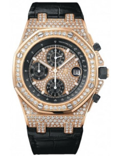 Chic Time | Montre Homme Audemars Piguet Royal Oak Offshore Chronograph 26067OR.ZZ.D002CR.01  | Buy at best price