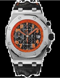 Chic Time | Montre Homme Audemars Piguet Royal Oak Offshore Chronograph Volcano 26170ST.OO.D101CR.01  | Prix : 13,830.00