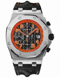 Chic Time | Montre Homme Audemars Piguet Royal Oak Offshore Chronograph Volcano 26170ST.OO.D101CR.01  | Buy at best price
