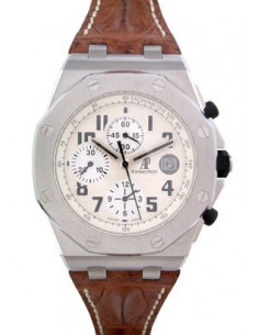 Chic Time | Montre Homme Audemars Piguet Royal Oak Offshore Chronograph Safari 26170ST.OO.D091CR.01  | Prix : 13,830.00