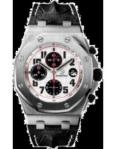 Chic Time | Montre Homme Audemars Piguet Royal Oak Offshore Chronograph 26170ST.OO.D101CR.02  | Prix : 13,830.00