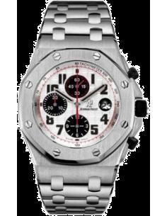 Chic Time | Montre Homme Audemars Piguet Royal Oak Offshore Chronograph 26170ST.OO.1000ST.01  | Prix : 14,748.00