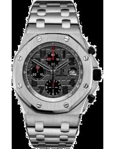 Chic Time | Montre Homme Audemars Piguet Royal Oak Offshore Chronograph 26170TI.OO.1000TI.01  | Prix : 15,018.00