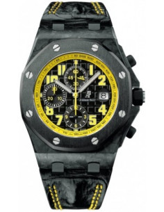 Chic Time | Montre Homme Audemars Piguet Royal Oak Offshore Chronograph 26176FO.OO.D101CR.02  | Prix : 19,050.00