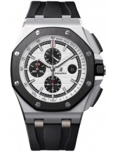 Chic Time | Montre Homme Audemars Piguet Royal Oak Offshore Chronograph 26400SO.OO.A002CA.01  | Prix : 19,356.00