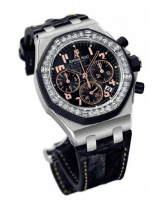 Chic Time | Montre Homme Audemars Piguet Royal Oak Offshore Chronograph 26282SK.ZZ.D101CR.01  | Prix : 20,952.00