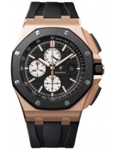 Chic Time | Montre Homme Audemars Piguet Royal Oak Offshore Chronograph 26400RO.OO.A002CA.01  | Prix : 35,898.00