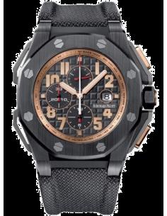 Chic Time | Montre Homme Audemars Piguet Royal Oak Offshore Chronograph Arnold Schwarzenegger The Legacy 26378IO.OO.A001KE.01...
