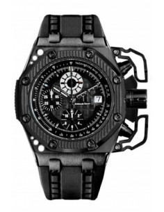Chic Time | Montre Homme Audemars Piguet Royal Oak Offshore Survivor 26165IO.OO.A002CA.01  | Prix : 33,534.00