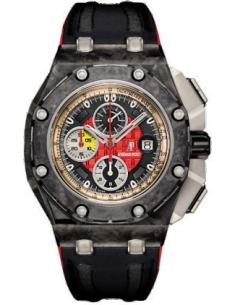 Chic Time | Montre Homme Audemars Piguet Royal Oak Offshore Grand Prix Chronograph 26290IO.OO.A001VE.01  | Prix : 31,050.00