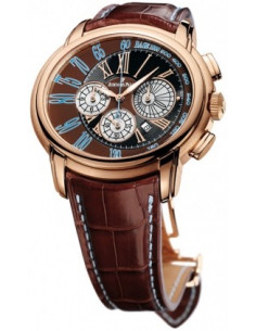 Chic Time | Montre Homme Audemars Piguet Millenary Chronograph 26145OR.OO.D095CR.01  | Prix : 22,290.00