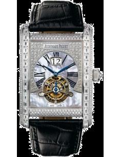 Chic Time | Montre Homme Audemars Piguet Edward Piguet Large Date Tourbillon 26119BC.ZZ.D002CR.01  | Prix : 201,684.00