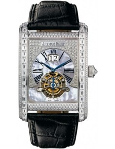 Chic Time | Montre Homme Audemars Piguet Edward Piguet Large Date Tourbillon 26119BC.ZZ.D002CR.01  | Prix : 201,684.00