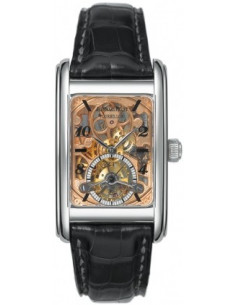 Chic Time | Montre Homme Audemars Piguet Edward Piguet Tourbillon Skeleton 25947PT.OO.D002CR.01  | Prix : 126,852.00