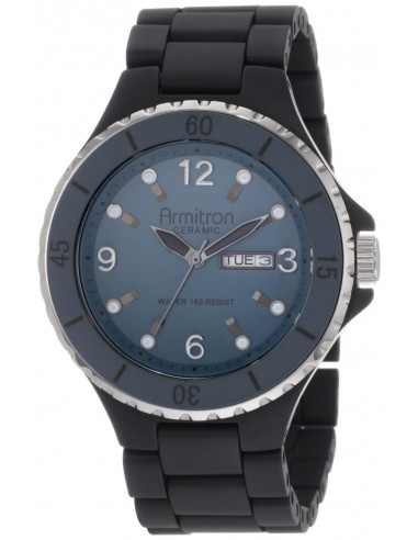 Chic Time   Armitron 20/4762GYBK men's watch    Buy at best price