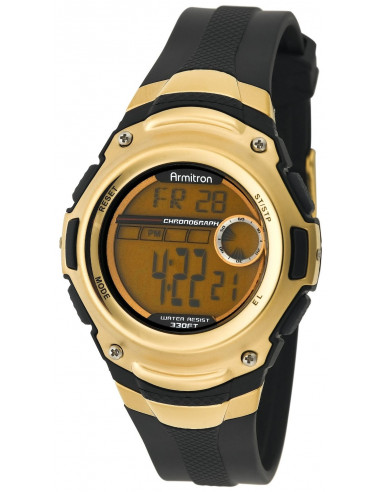 Chic Time   Montre Homme Armitron 408108GLD    Prix : 89,90€
