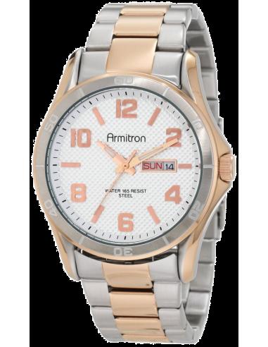Chic Time   Montre Homme Armitron 20/4771SVRG    Prix : 134,90€