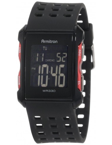 Chic Time   Armitron 408177RED men's watch    Buy at best price