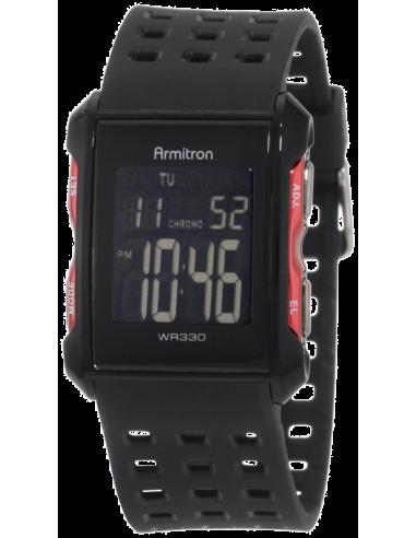 Chic Time | Montre Homme Armitron 408177RED  | Prix : 44,90€