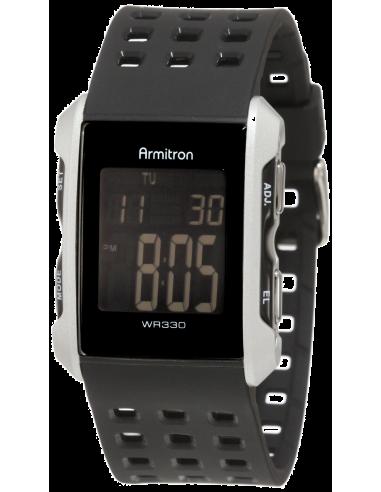 Chic Time | Montre Homme Armitron 408177SIL  | Prix : 44,90€