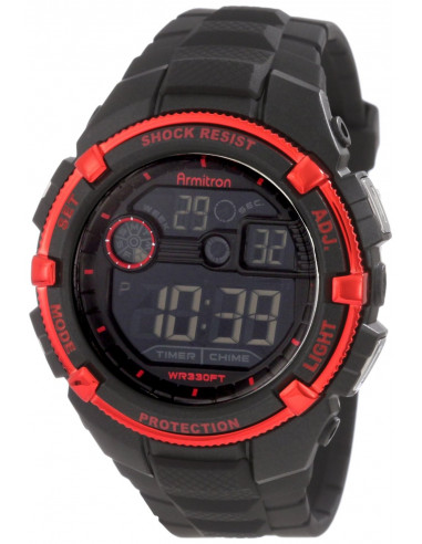 Chic Time   Armitron 40/8240RED men's watch    Buy at best price