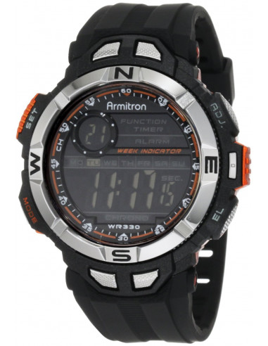 Chic Time   Montre Homme Armitron 408233ORG    Prix : 35,90€