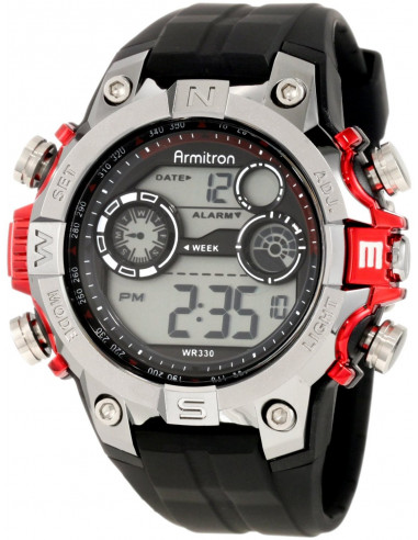 Chic Time | Montre Homme Armitron 40/8251RED  | Prix : 52,90€