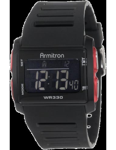 Chic Time | Montre Homme Armitron 408215RED  | Prix : 44,90€