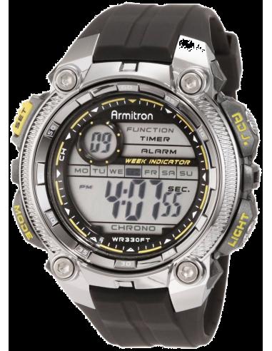 Chic Time   Montre Homme Armitron 40/8255GRY    Prix : 52,90€