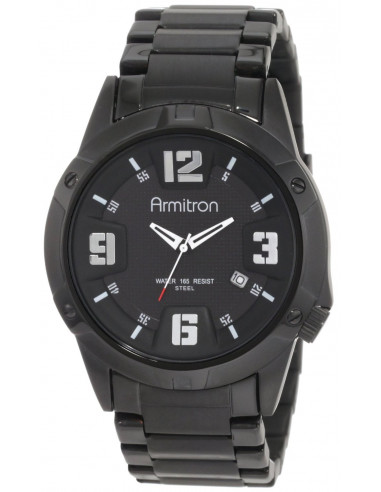 Chic Time   Montre Homme Armitron 204692BKTI    Prix : 111,90€
