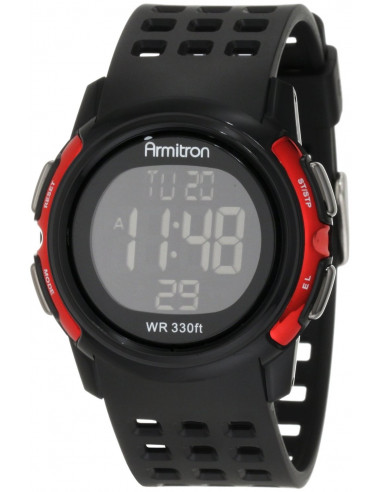 Chic Time | Montre Homme Armitron 408222RED  | Prix : 42,90€
