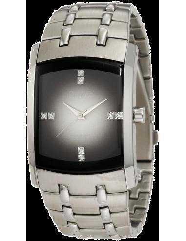 Chic Time | Montre Homme Armitron 204507DGSV Swarovski Crystal  | Prix : 104,90€