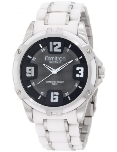 Chic Time | Montre Homme Armitron 20/4718BKWT  | Prix : 179,90€