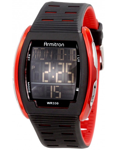 Chic Time | Montre Homme Armitron 40/8239RED Red  | Prix : 44,90€