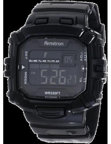 Chic Time | Montre Homme Armitron 40/8244BLK  | Prix : 44,90€