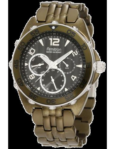 Chic Time | Montre Homme Armitron 20/4801BKGN  | Prix : 149,90€