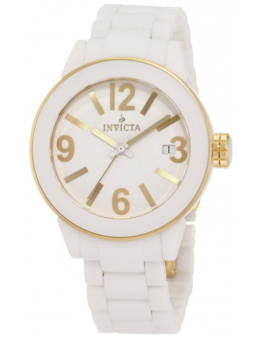 Chic Time | Montre Femme Invicta 1161 Ceramics Collection  | Prix : 287,90€