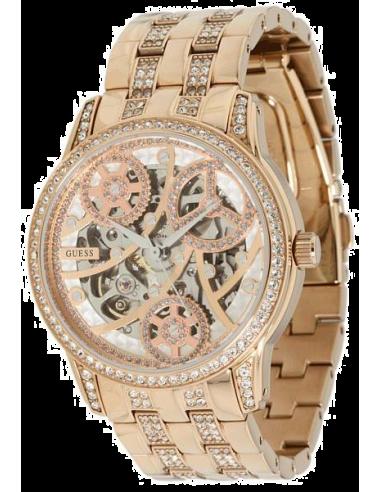 Chic Time | Montre Guess W37501L1 Squelette  | Prix : 399,00€