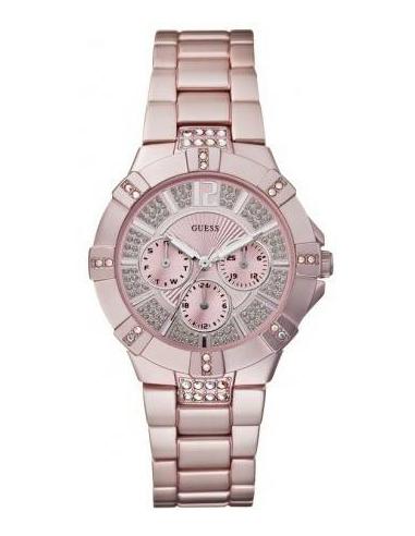 Chic Time | Montre Guess Femme Vista Rose W11624L2  | Prix : 179,90€