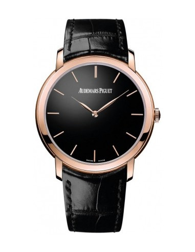 Chic Time   Montre Homme Audemars Piguet Jules Audemars Ultra Thin Automatic 15180OR.OO.A002CR.01    Buy at best price